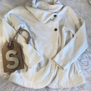 Horny Toad Sz Small white Jacket